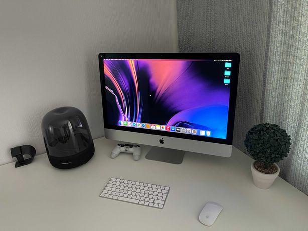 Apple iMac 27 2020 MXWT2 как новый, на гарантии до 02.2022