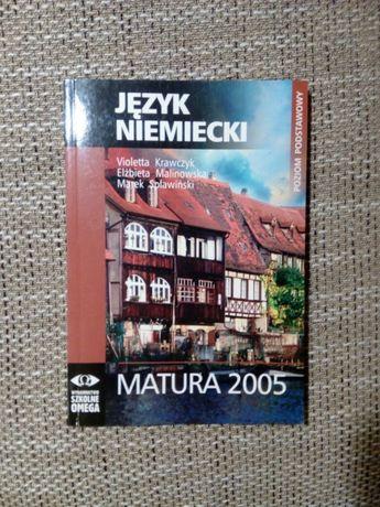 Język niemiecki matura zakres podstawowy Krawczyk,Malinowska,Spławińsk