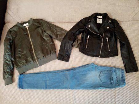 Ubranka dla dziewczynki 134 cm-152 cm