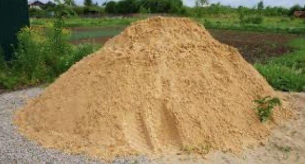 Продаю Пісок,щебінь,відсів,цеглу,цемент,дрова,чорнозем,торф