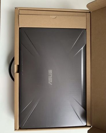 Игровой Ноутбук asus TUF Gaming FX504