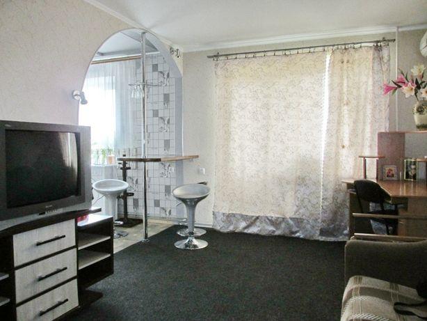 1-комнатная в центре, р-он ЦУМа. Отдых в Бердянске.