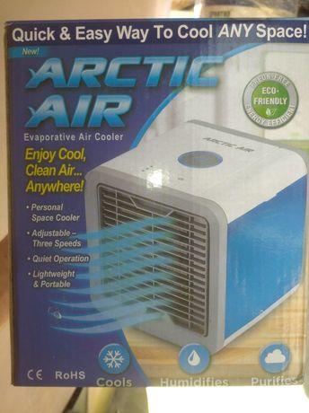 Мини кондиционер Arctic Air Cooler увлажнитель охладитель воздуха