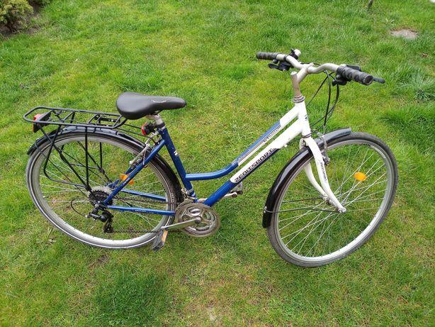 Sprzedam rower damski młodzieżowy