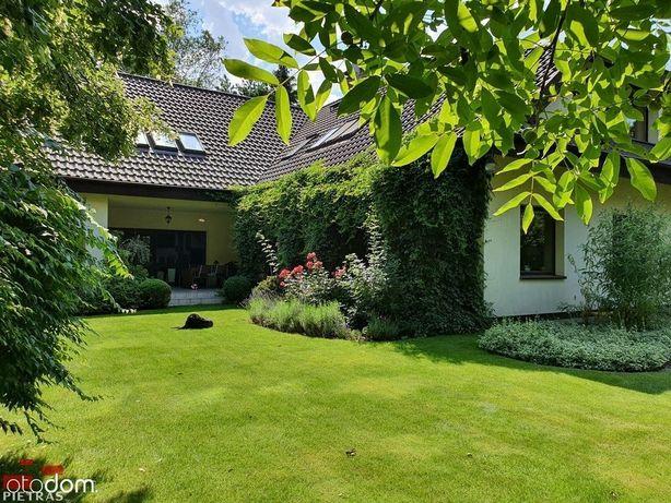 Puszczykowo komfortowy dom wśród zieleni