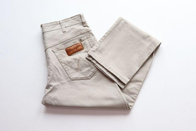 Męskie spodnie jeansy Wrangler TEXAS W32 L32 idealne jak nowe okazja!