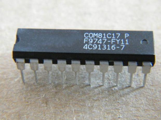 Микросхема COM81C17
