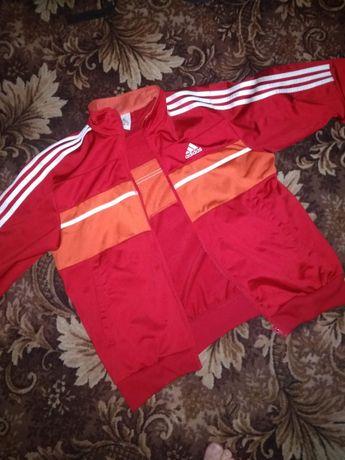Винтажная олимпийка(кофта) Adidas