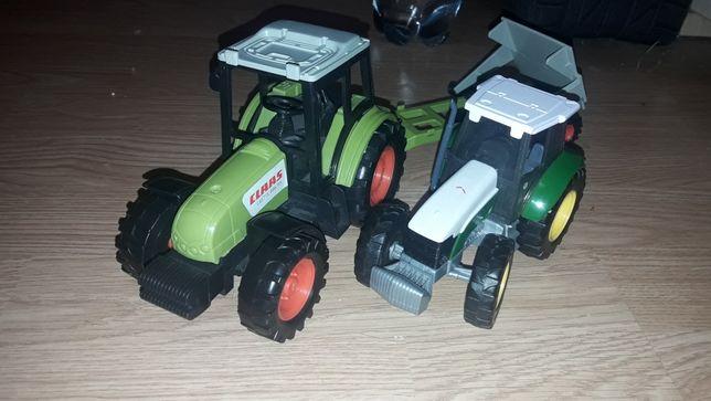Traktor 2szt