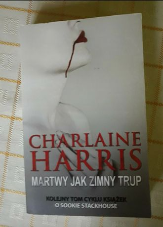 Charlaine Harris - Martwy jak zimny trup