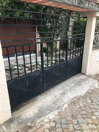 Portão de entrada