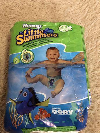 Трусики- подгузники для плавания Huggies