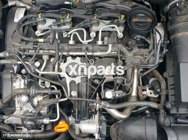 Motor SKODA OCTAVIA II (1Z3) 2.0 TDI 16V | 02.04 - 04.13 Usado REF. CFHC