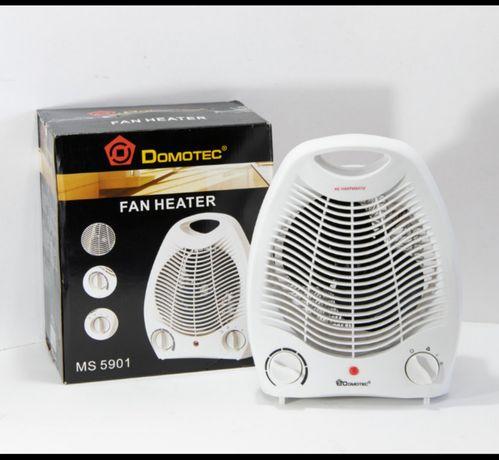 Тепловентилятор дуйчик обогреватель дуйка обігрівач конвектор Domotec