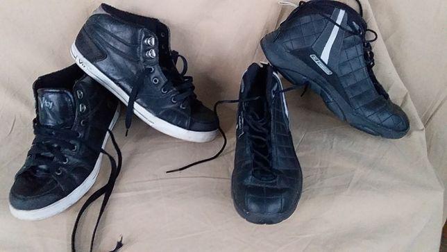 Кроссовки подростковые,ботинки спортивные- Vty-40/25; Reebok-38,5