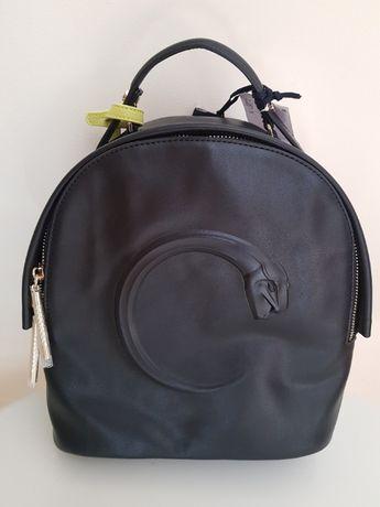 CAVALLI CLASS backpack SNAKE 3D Plecak z motywem węża ORYGINAŁ!