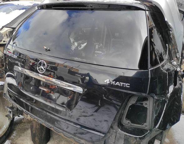 Стекло багажника, крышка багажника, ляда Mercedes ML W164 ШРОТ