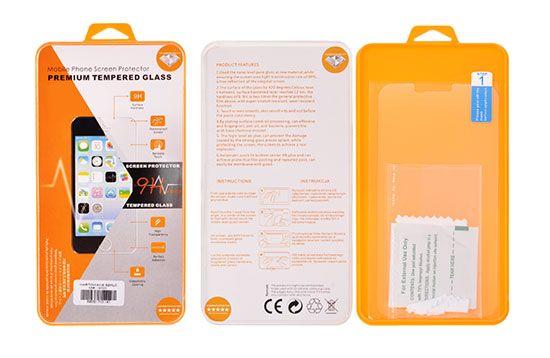 Hartowane szkło Orange - LG Q60