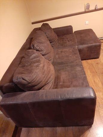Sofa rozkładana stan dobry