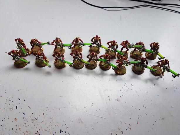 18x Warriors Necron Warhammer 40k