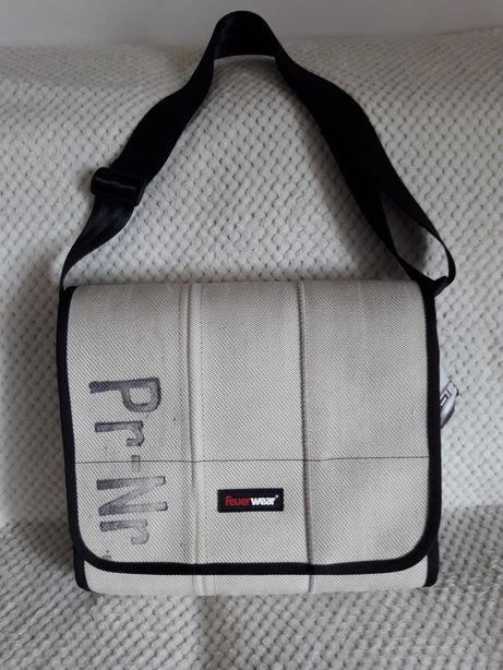 Oryginał torba na laptopa niemiecka prod prezent unikat straż osp