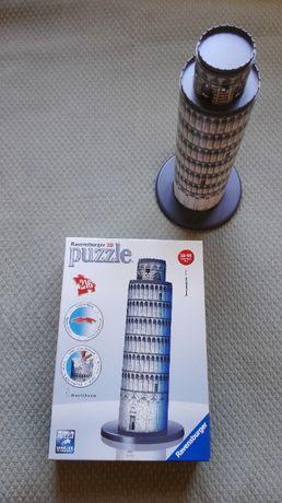 Torre Pisa - Puzzle 3D Ravensburger