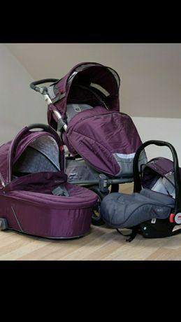 Wózek 3 w 1 Baby Design Espiro Enzo Evo