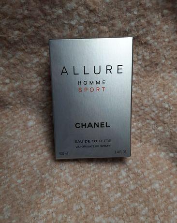 Chanel allure homme sport оригинал 100мл Шанель Аллюр Хомм спорт духи