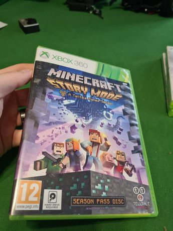 x360 Minecraft Story Mode Xbox 360 Season 1 Episode 1 Unikat GW