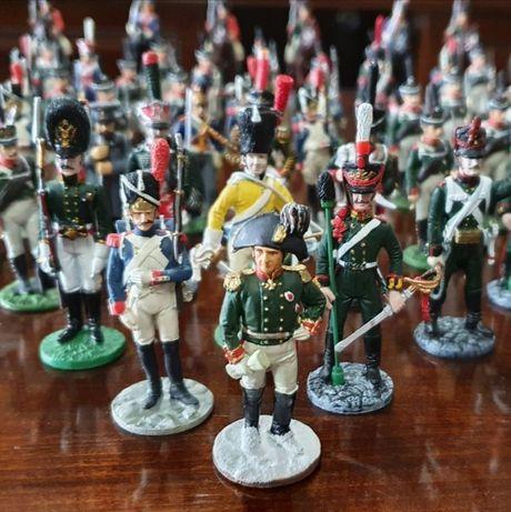 """Колекція солдатиків 76 шт. """"Наполеонівські війни"""""""