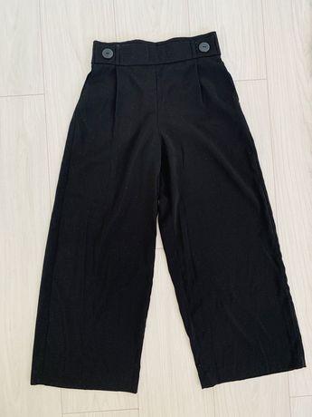 ZARA Spodnie typu culotte roz. XS