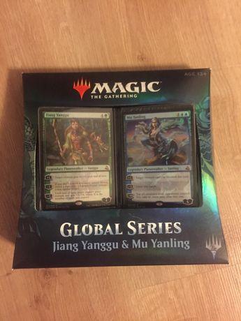 MTG Magic The Gathering Global Series Jiang Yanggu & Muyanling