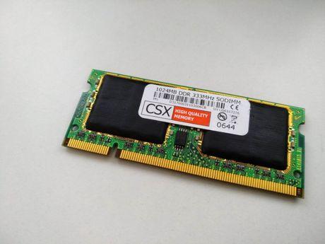 DDR 1GB SODIMM Оперативка ОЗУ Колекционная