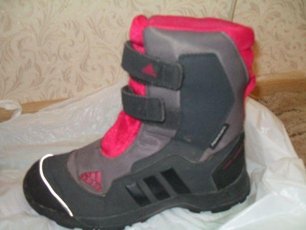 зимние ботики Adidas