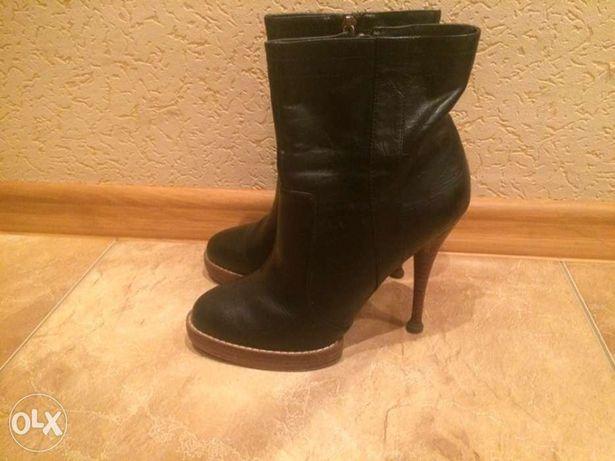 Полусапожки ,ботинки, ботильйоны женские осенние на высоком каблуке