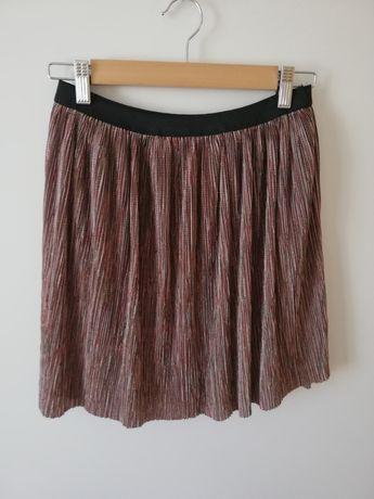 Plisowana spódnica rozmiar M