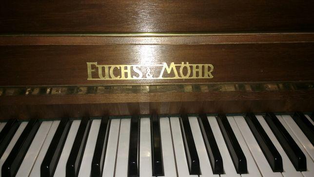 Pianino Fuchs & Mohr
