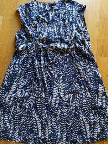Sukienka ciążowa H&M Mama /M /zwiewna /letnia