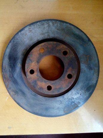 Тормозные диски 5х114.3