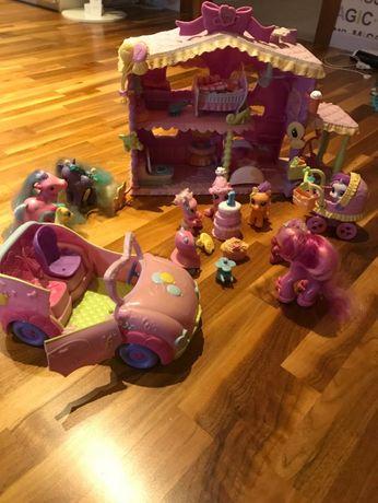 Kucyki My Little Pony Mega Zestaw