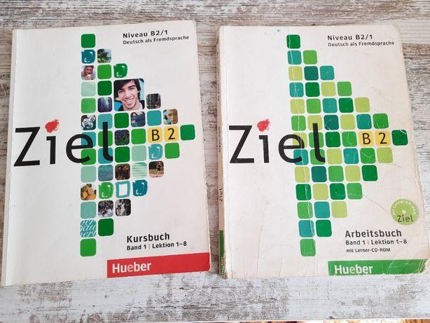 Учебник Ziel B2/1 Kursbuch
