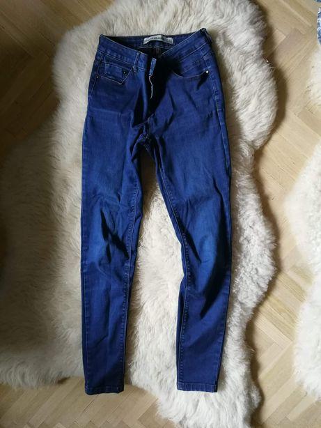 Spodnie ciemny jeans