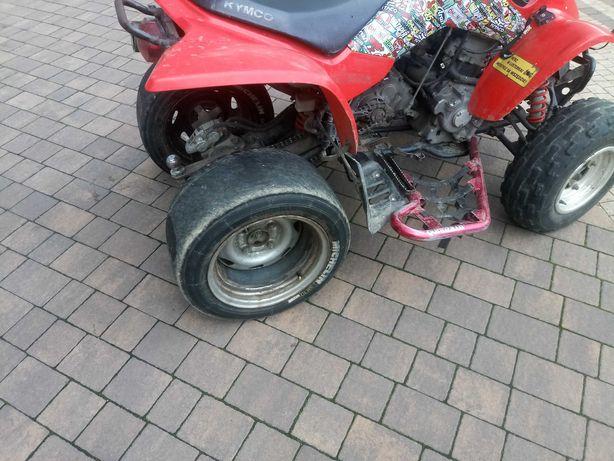 Okazja!!! Koła slick drift quad trajka gokard