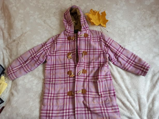 Пальто , верхня одежа для дівчинки