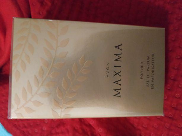 Nowa Woda perfumowana Maxima Avon 50ml woda toaletowa perfumy