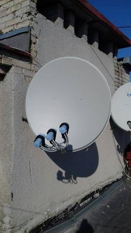 Спутниковое Тв | Установка + настройка | Ремонт. Т2 | Интернет 3G, 4G.