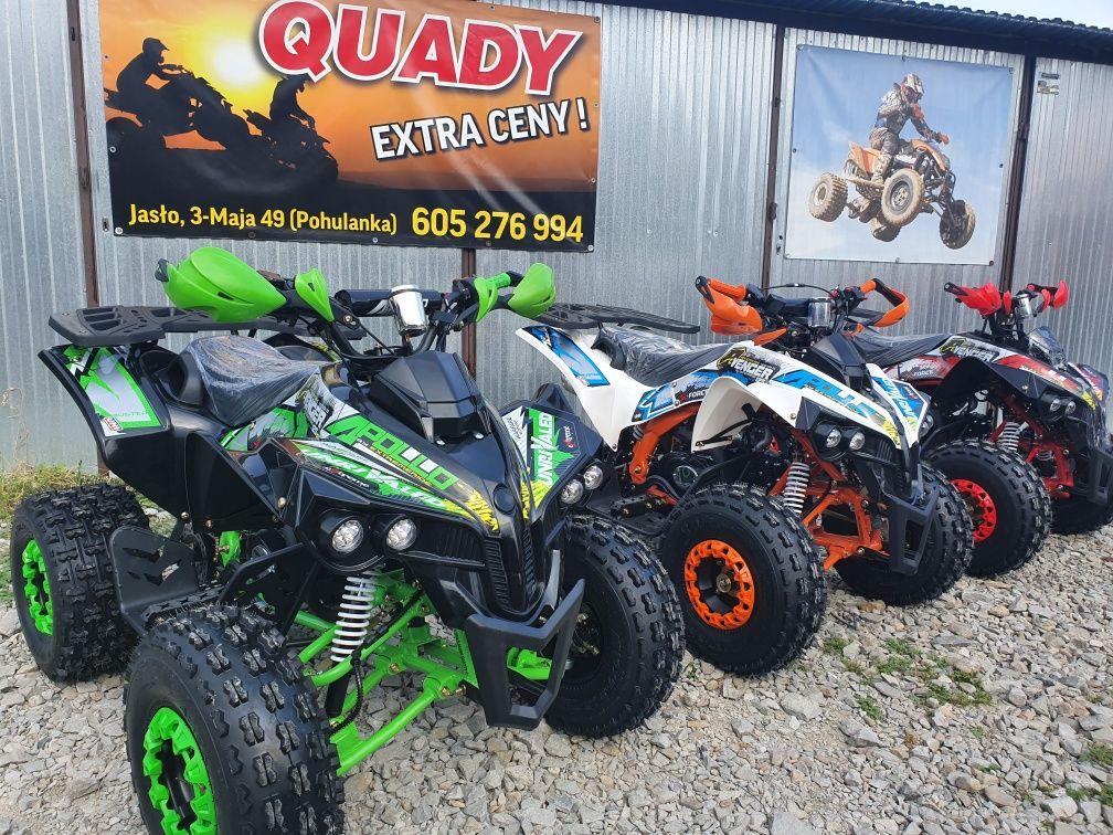 Quad Quady 125 cc Apollo Avenger XXL Nowość 2021