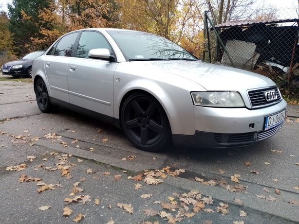 Audi a4b6 1.8 125Km, LPG 2025, nowy przeglad, oplaty GAZ!! ZAMIANA