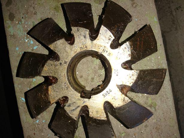 Фреза червячная дисковая м11,м12,м14