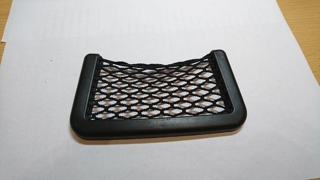 Сетка карман кармашек для аксессуаров в автомобиль в машину